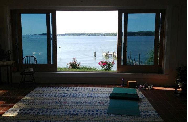 Yoga on the South River with Lara Bontempo
