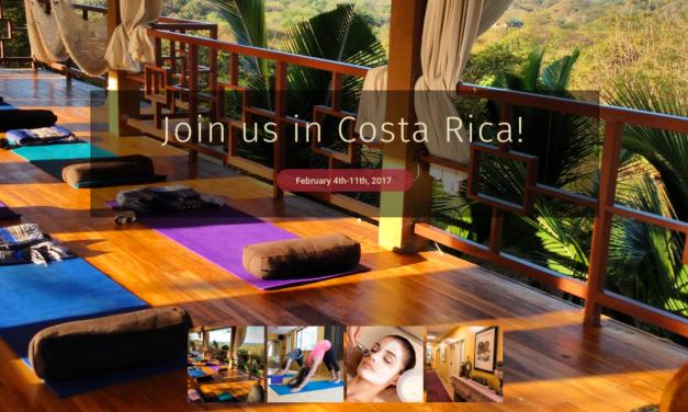 Ridgely Retreat announces Costa Rica Goddess Retreat with Andie Lichtenstein and Dr. Gwen MacGregor
