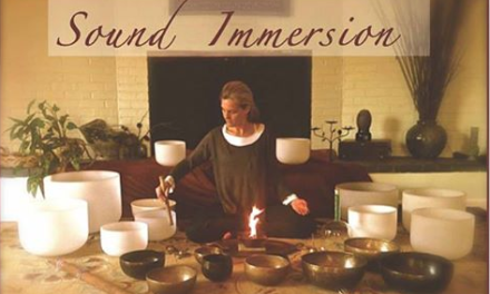 Sound Immersion tonight at Ridgely Retreat